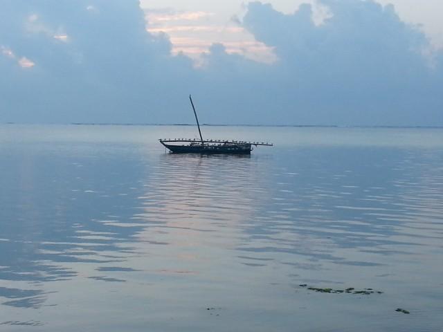 Kikambala boat