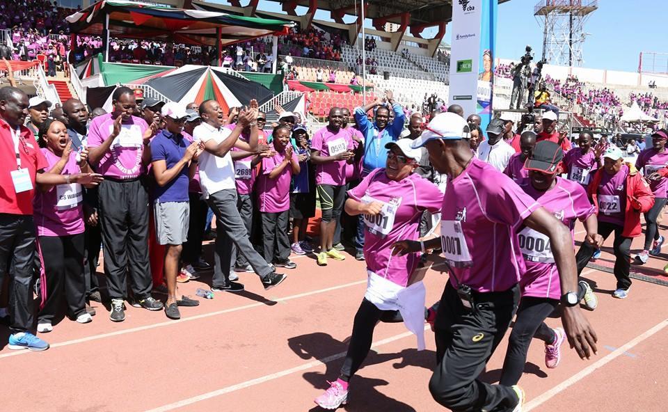 1st lady marathon