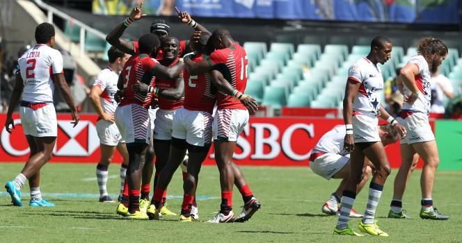 Kenya beat-usa-sydney