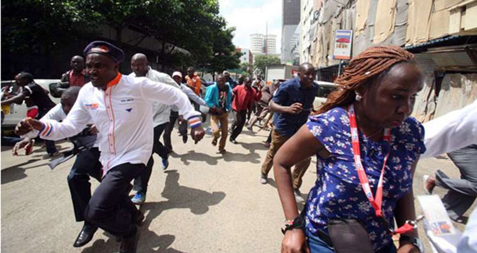 The Anatomy Of A Kenyan Demonstrator
