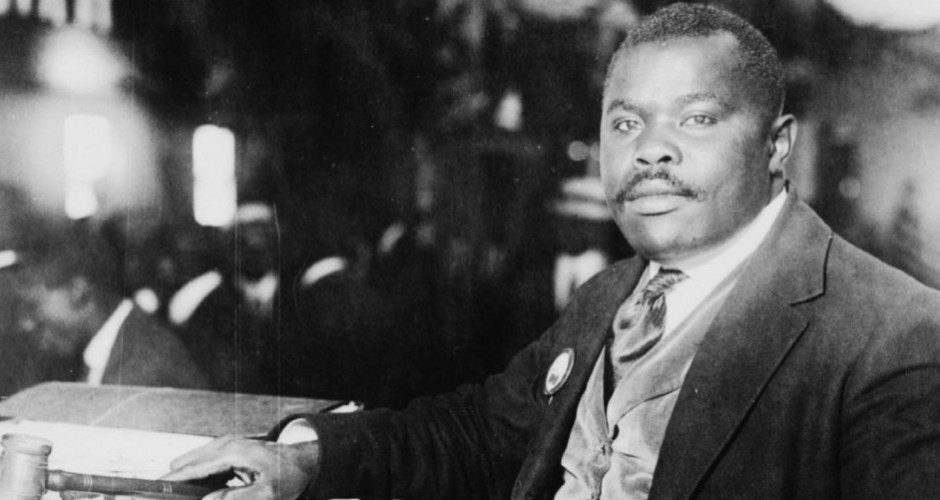 The Awakened Man. 10 Lessons From Old Marcus Garvey