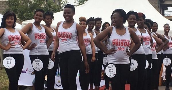 Langata beauty pageant