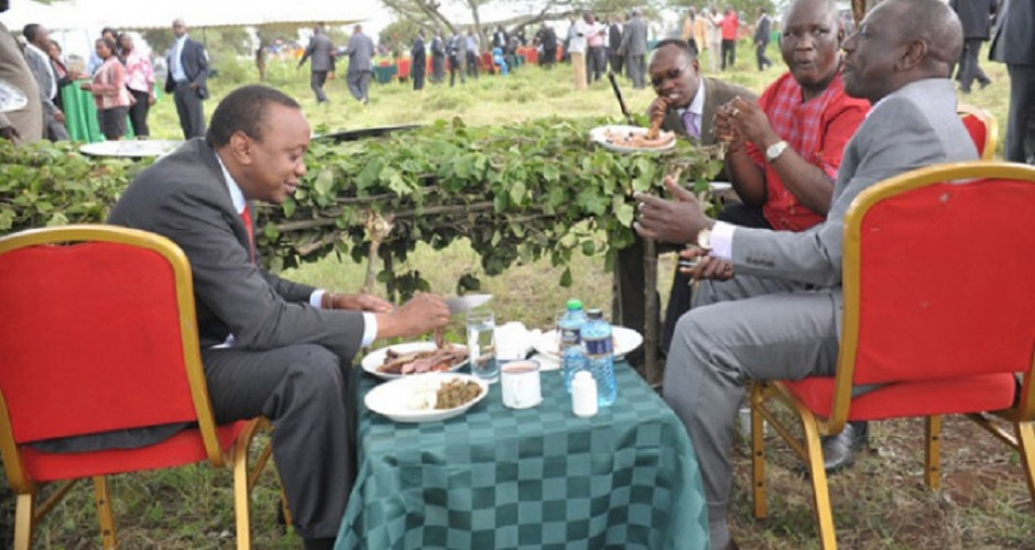 Of President Uhuru And The Meat Of The Matter