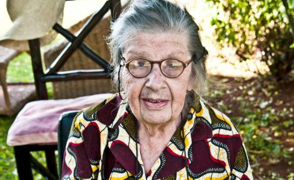 Marjorie Oludhe