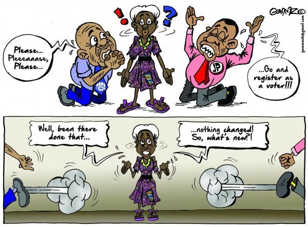 Cartoon by Gammz