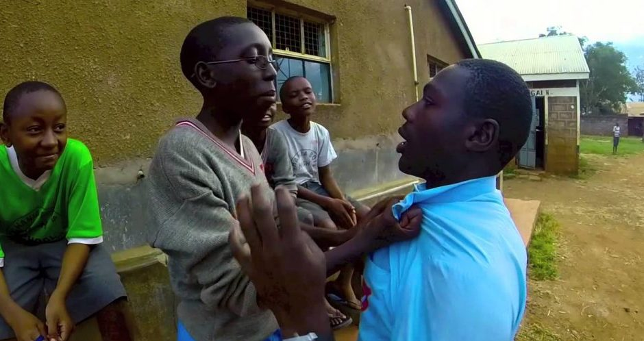 Of Bullying In Schools and The Alpha Complex