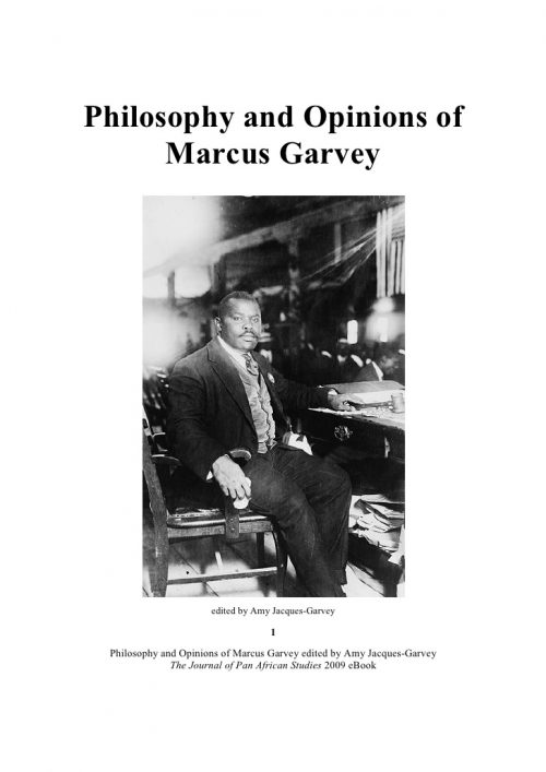 the story of marcus garvey The unia was an imperialistic provisional african government in exile when i say imperialistic, i mean that the organization had aims that were similar to great britain.
