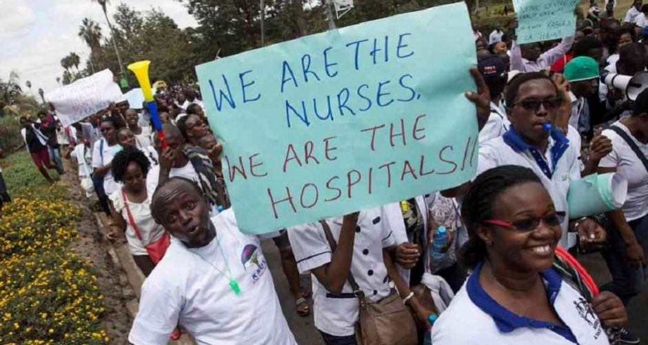 Nurses Are Called To Serve, Not To Suffer