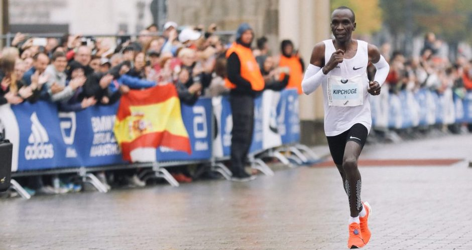 Modern African Guy Series: Eliud Kipchoge. The Running King