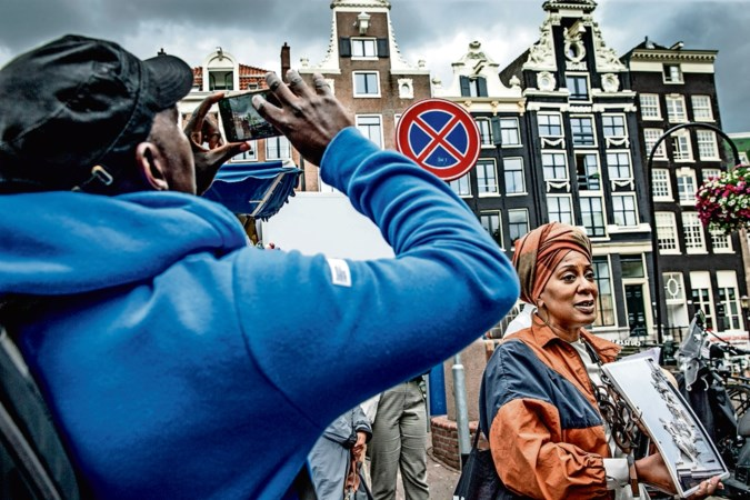 An Encounter With Blackness in Amsterdam